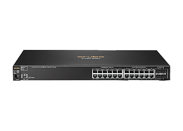 HPE Aruba 2530-24G - switch - 24 ports - managed - rack-mountable