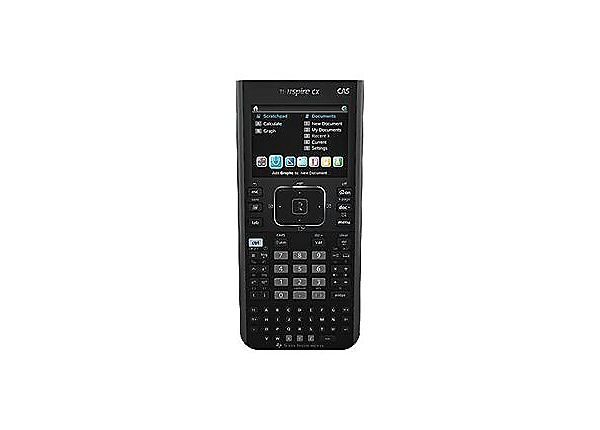 Texas Instruments TI-Nspire CX CAS Teacher Pack - graphing calculator