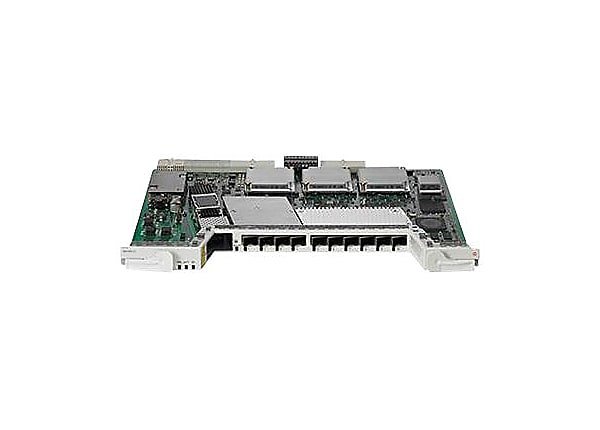 Cisco Multirate Client Line Card - expansion module - 10 Gigabit SFP+ x 10