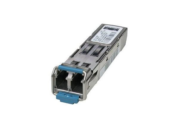 Cisco - SFP (mini-GBIC) transceiver module - GigE, 2Gb Fibre Channel
