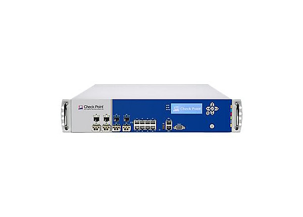 Check Point DDoS Protector 12412 - security appliance