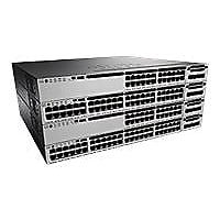 Cisco Catalyst 3850-48T-S - switch - 48 ports - managed - rack-mountable