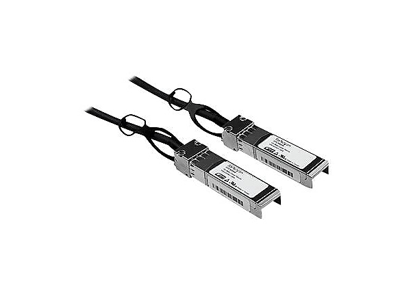 StarTech.com Cisco SFP-H10GB-CU5M Comp SFP+ DAC Twinax Cable - 5m (16.4ft.)