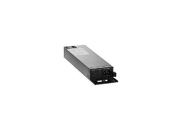 Cisco - power supply - hot-plug / redundant - 715 Watt