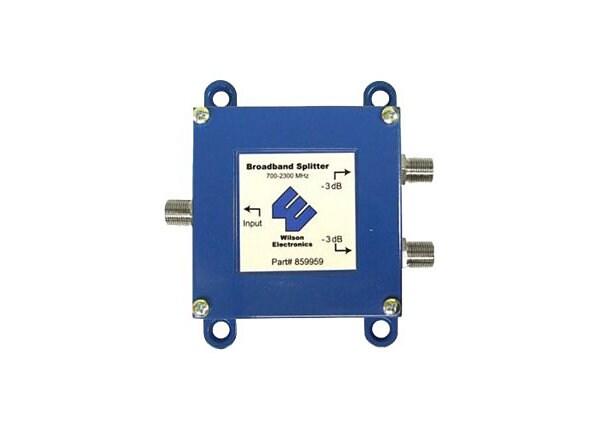 Wilson Broadband Splitter - antenna splitter