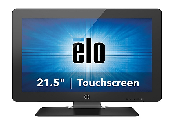 Elo Desktop Touchmonitors 2201L Projected Capacitive - LED monitor - Full H