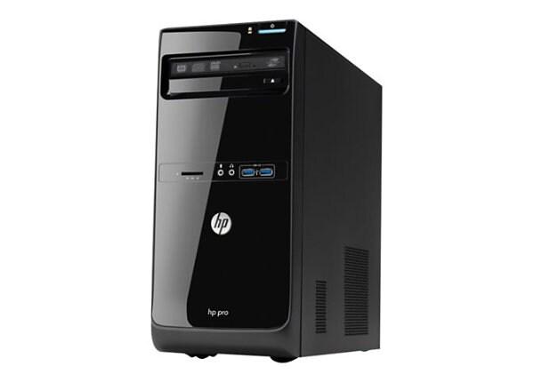 HP Pro 3500 Intel Core i5 3470 500 GB HDD 4 GB RAM DVD SuperMulti Windows 7