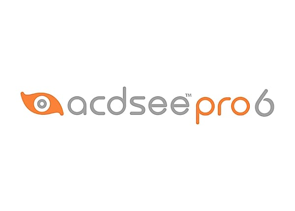 ACDSee Pro (v. 6) - version upgrade license - 1 license