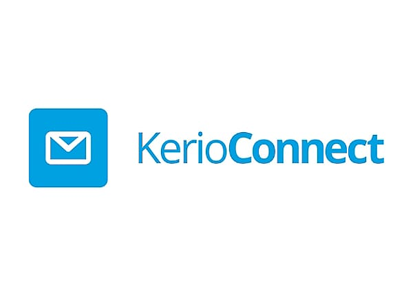 Kerio Connect Server - Software Maintenance (1 year) - 1 server, 5 users