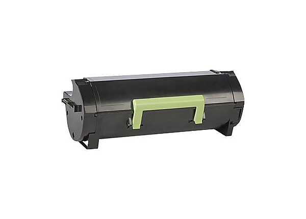 Lexmark 601X - Extra High Yield - black - original - toner cartridge - LCCP