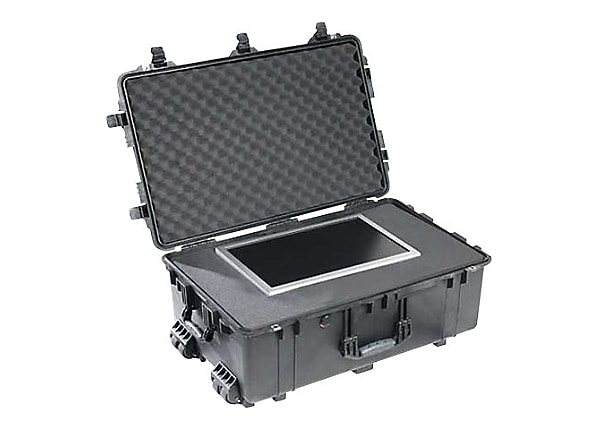 Pelican Protector Case 1650 with Pick 'N Pluck Foam - case