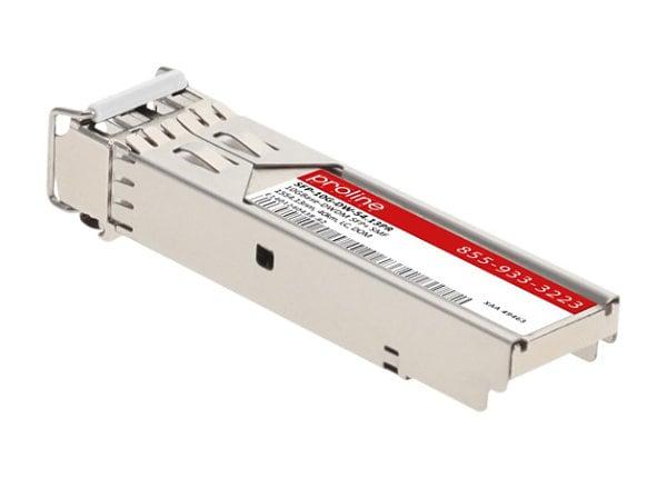 Proline Arista SFP-10G-DW-54.13 Compatible SFP+ TAA Compliant Transceiver -