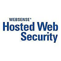 Websense Hosted Web Security - subscription license renewal (1 year) - 1 se