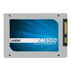 Crucial M500 - solid state drive - 240 GB - SATA 6Gb/s