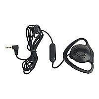 zCover ZUPT2QCK Push-To-Talk Ear-Mic-Phone - headset