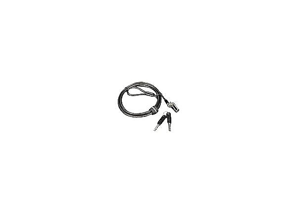 Kensington MicroSaver DS Cable Lock From Lenovo - security cable lock
