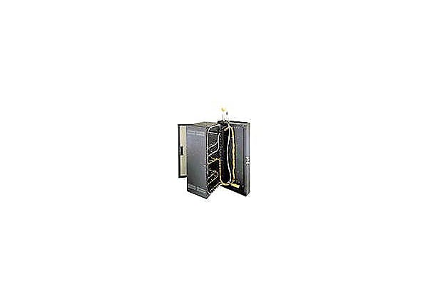 """Middle Atlantic 22 61.25""""(H) Data Wall Cabinet"""