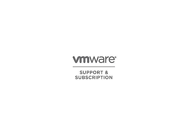 VMware SDK Support Program Standard - product info support (renewal) - for