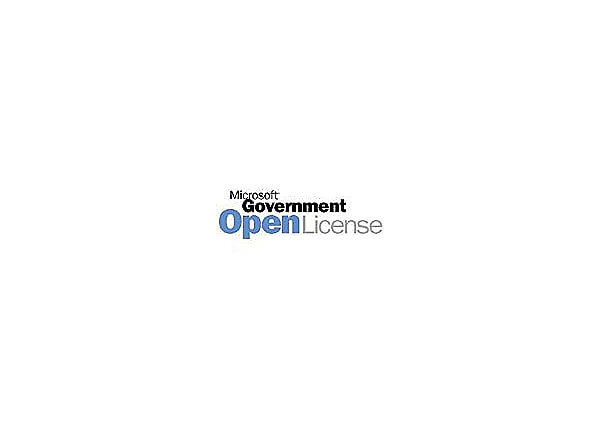 Microsoft SharePoint Server Standard CAL - license & software assurance - 1