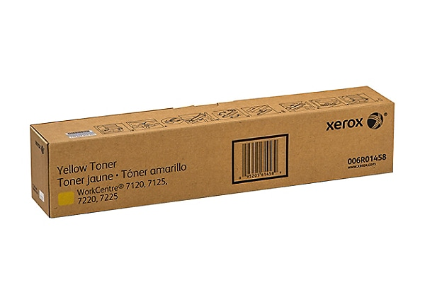Xerox WorkCentre 7220i/7225i - yellow - original - toner cartridge