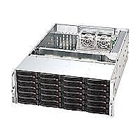 Supermicro SC846 - rack-mountable - 4U - extended ATX