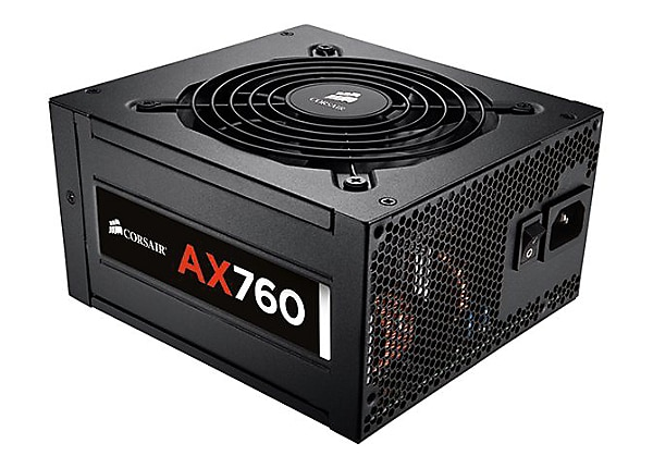 CORSAIR AX760 - power supply - 760 Watt