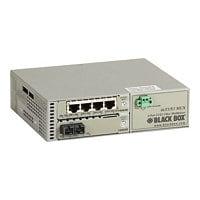 Black Box T1/E1 to Fiber Mux - multiplexor