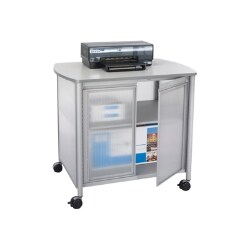 Safco Impromptu Deluxe Machine Stand - printer cart
