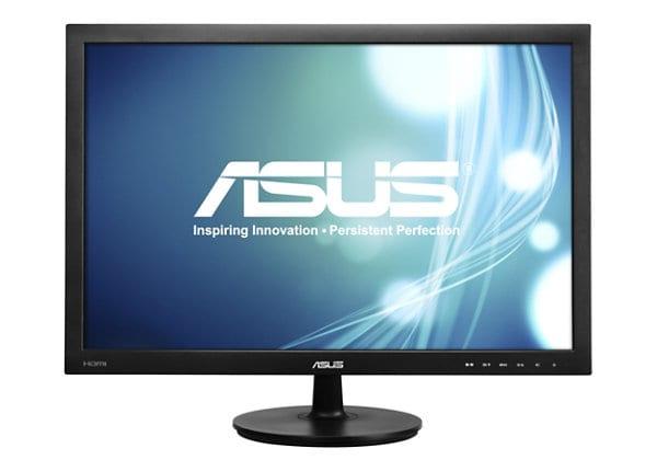 "ASUS VS24AH-P 24"" LED-backlit LCD - Black"