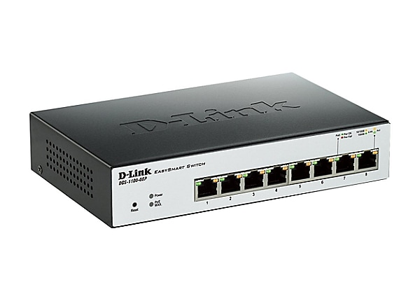 D-Link EasySmart Switch DGS-1100-08P