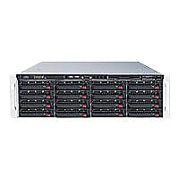 Supermicro SuperStorage Server 6037R-E1R16L - rack-mountable - no CPU - 0 M