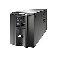 APC Smart-UPS 1000VA LCD - UPS - 700 Watt - 1000 VA - not sold in CO, VT an