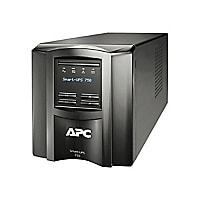 APC Smart-UPS 750 LCD - UPS - 500 Watt - 750 VA - not sold in CO, VT and WA