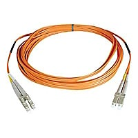 Tripp Lite 405ft Duplex Multimode Fiber 62.5/125 Patch Cable LC/LC 405'