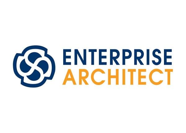 Enterprise Architect Corporate Edition Floating License - upgrade license -