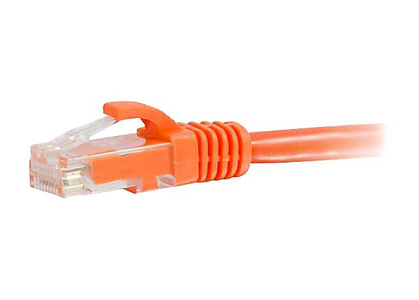 C2G 20ft Cat6 Snagless Unshielded (UTP) Ethernet Network Patch Cable - Oran