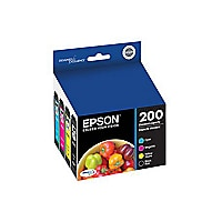 Epson 200 Comb-Pack - print cartridge - combo pack