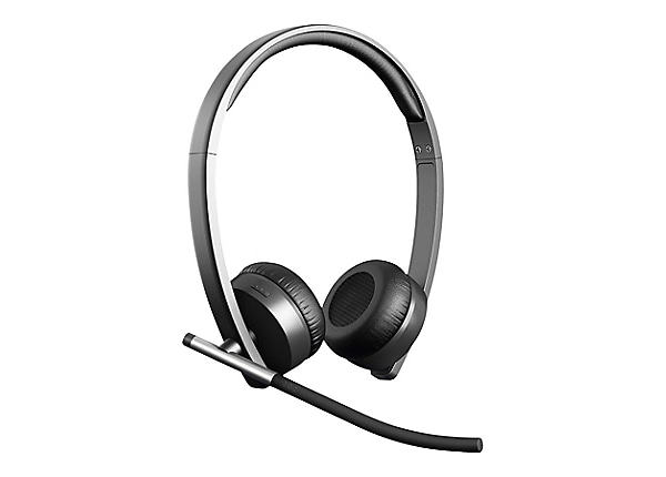 Logitech Wireless Headset Dual H820e - headset