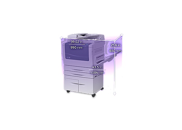 XEROX WORKCENTRE 5845 DIGITAL 45PPM