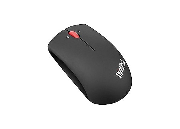 Lenovo ThinkPad Precision Wireless Mouse - mouse - 2.4 GHz - midnight black