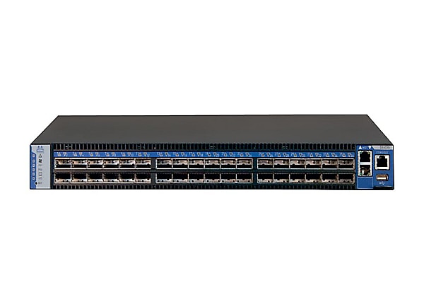 Mellanox InfiniBand SX6036 - switch - 36 ports - managed - rack-mountable
