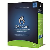 Dragon Medical Practice Edition 2 - box pack (upgrade) - 1 user