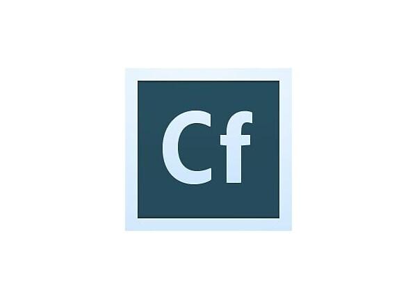 Adobe ColdFusion Enterprise - upgrade plan (9 months) - 8 CPU