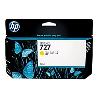 HP 727 - yellow - original - DesignJet - ink cartridge