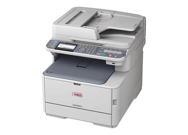 OKI MC562w - multifunction printer ( color )