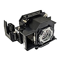 Brilliance by Total Micro with Genuine OEM Bulb, Epson ELPLP34-TM