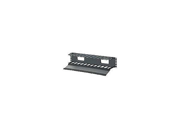 "Panduit PatchLink 2U 19"" Horizontal Cable Manager"