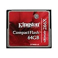 Kingston Ultimate - flash memory card - 64 GB - CompactFlash