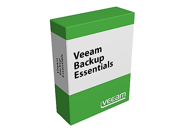 Veeam Standard Support - technical support (renewal) - for Veeam Backup Ess