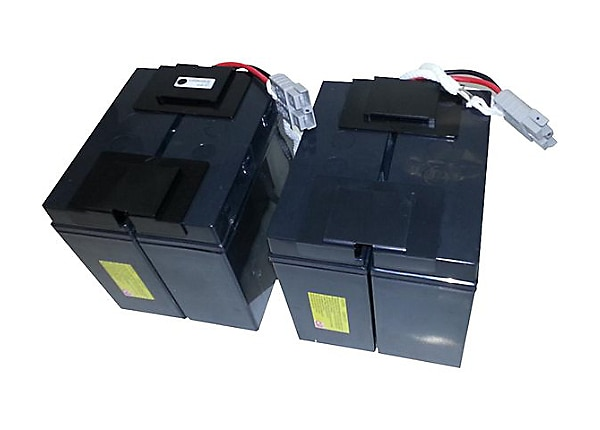 eReplacements compatible battery replacement for the APC RBC11